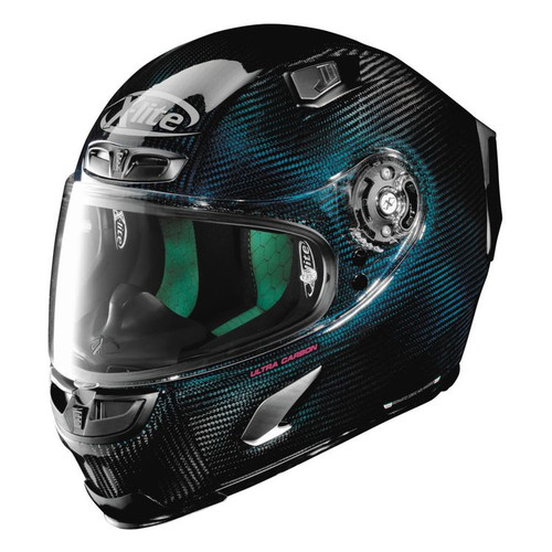 X-Lite X-803 Ultra Carbon NUANCE BLUE Helmet ALL SIZES XT0233