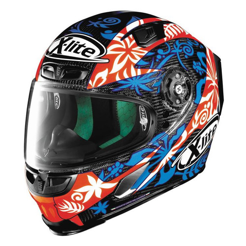 X-Lite X-803 Ultra Carbon Petrucci Replica Helmet ALL SIZES XT0253