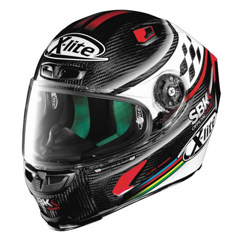 X-Lite X-803 Ultra Carbon SBK SUPERBIKE Helmet ALL SIZES XT0263