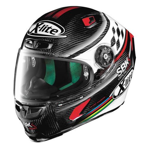 X-Lite X-803 Ultra Carbon SBK SUPERBIKE Helmet ALL SIZES XT0263