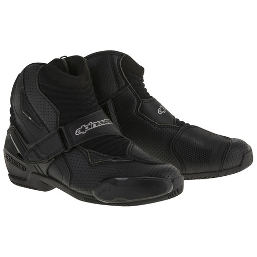 Alpinestars SMX-1 R Vented Boots BLACK ALL SIZES 2224016-10