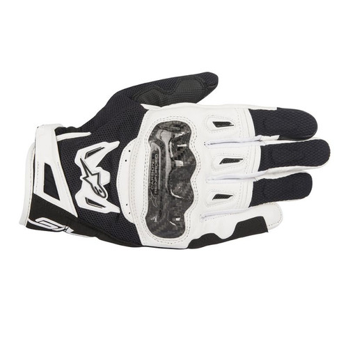 ALPINESTARS SMX-2 AIR CARBON V2 LEATHER GLOVE ALL SIZES 3567717-12