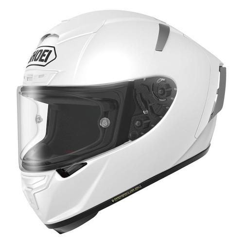 SHOEI X-FOURTEEN X14 WHITE HELMET ALL SIZES 0104-0109