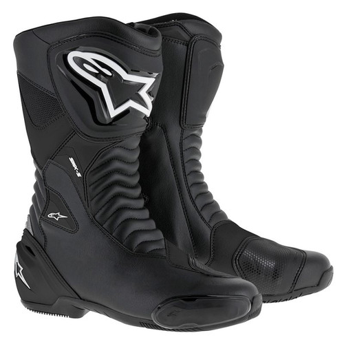 ALPINESTARS SMX S Boots ALL SIZES BLACK 2223517-1100