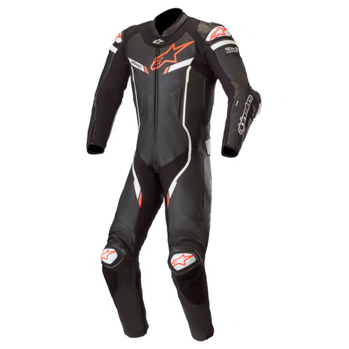 Alpinestars GP PRO V2 RACE SUIT BLACK/WHITE/RED 3155019-12 ALL SIZES