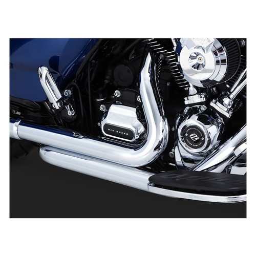 VANCE & HINES 17651 CHROME Dresser Duals Headers EXHAUST TOURING 17-20