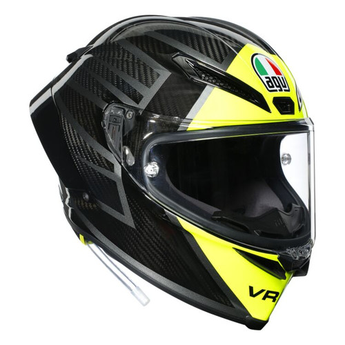 AGV Pista GP RR Carbon Essenza 46 Helmet ALL SIZES 6031D0MY-002 (6031D0MY-002)