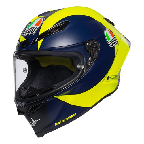AGV Pista GP RR Carbon Soleluna 2019 Helmet ALL SIZES 6031D0MY-001