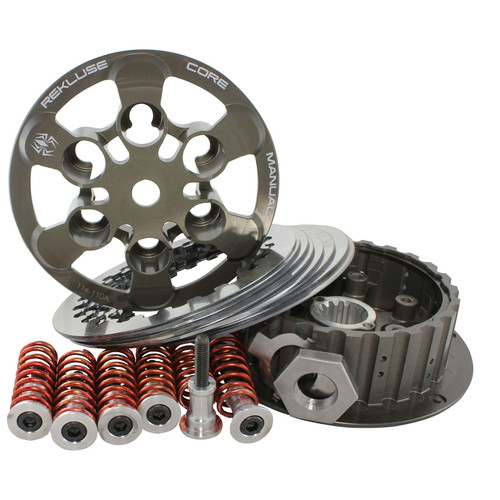 REKLUSE CORE MANUAL CLUTCH KIT RMS-7070 YZ250 02-20