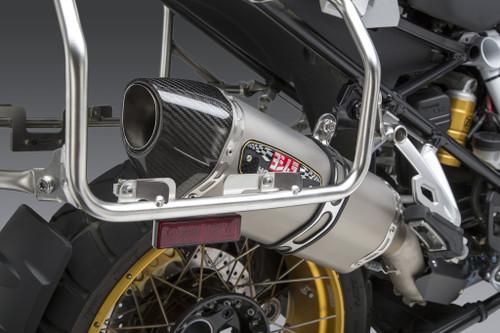 YOSHIMURA 15002B0520 R-77 SLIP-ON EXHAUST R1200GS / R1250GS 13-19