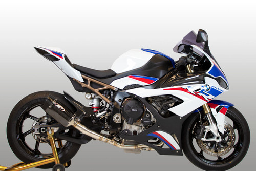 M4 TECH 1 CARBON FULL RACE EXHAUST SYSTEM S1000RR 2020 20 BM9100T