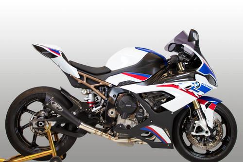 M4 GP19 BLACK FULL RACE EXHAUST SYSTEM  S1000RR 2020 20 BM9100GP