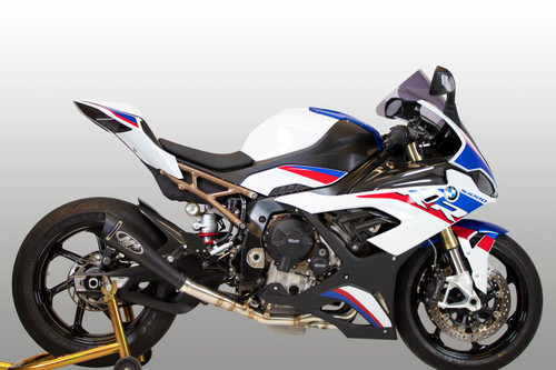 M4 GP19 BLACK FULL RACE EXHAUST SYSTEM  S1000RR 2020 20 BM9100GP