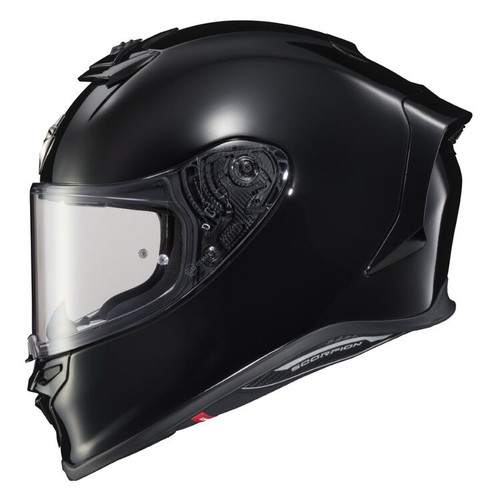 Scorpion EXO-R1 Air GLOSS BLACK Helmet R1-0035
