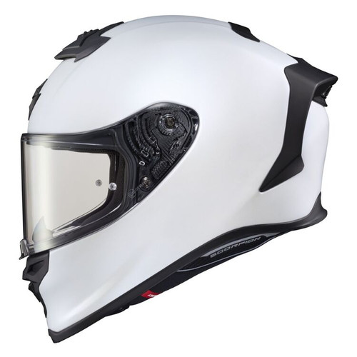 Scorpion EXO-R1 Air WHITE Helmet R1-0055