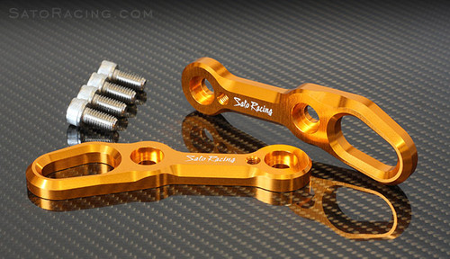 SATO RACE HOOKS GOLD Y-MT09HOOK-GD MT09 FZ09 14-20