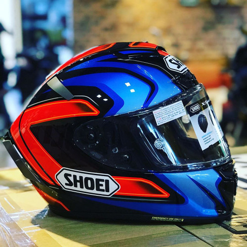 SHOEI X-FOURTEEN X14 HS55 TC-1 HELMET ALL SIZES