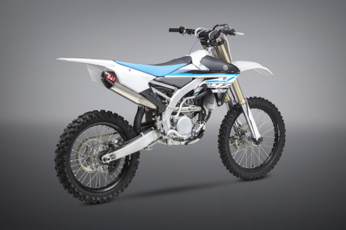 YOSHIMURA 231010D321 RS-4 FULL EXHAUST SYSTEM  YZ250F 14-18 YZ250FX WR250F 15-18