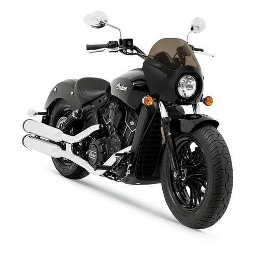 Memphis Shades Cafe Fairing For Indian Scout 2015-2020 MEM7361