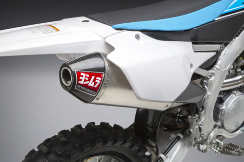 YOSHIMURA RS-4 231022D320 SLIP-ON EXHAUST SYSTEM YZ250F 19 20