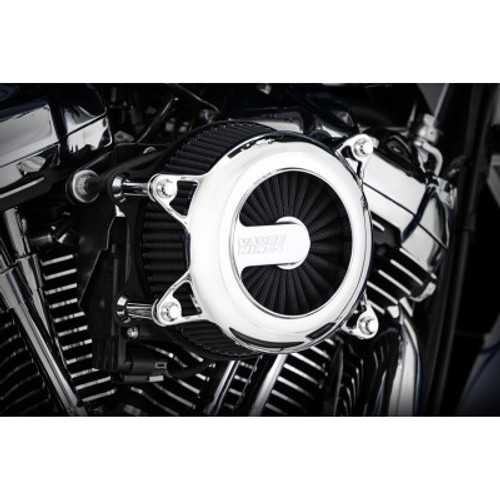 VANCE & HINES 70085 CHROME VO2 Rogue Air Intake Kit M8 SOFTAIL 18-20