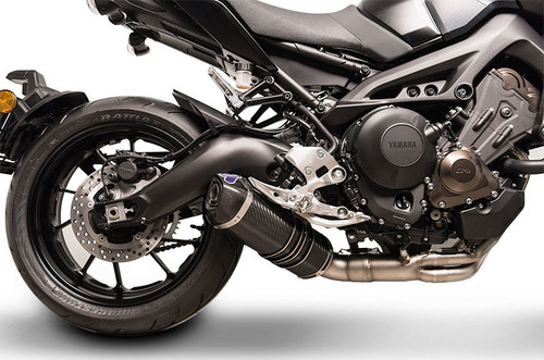 TERMIGNONI CARBON FULL EXHAUST SYSTEM FZ09 MT09 14-19 Y102090CV