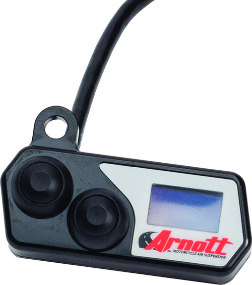 ARNOTT K-3114 BLACK  Handlebar Switch w/Gauge