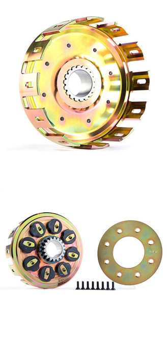 HINSON HS889-B-1704 Momentum Clutch Basket w/ Kickstarter Gear & Cushions CRF450R 17-20