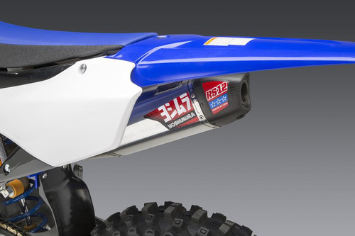 YOSHIMURA 231020S320 RS-12 FULL EXHAUST SYSTEM YZ250F 19-20
