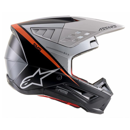 ALPINESTARS SUPERTECH M5 RAYON BLACK HELMET ALL SIZES 8304121-1242