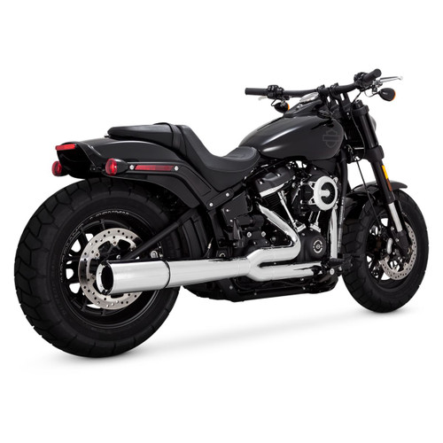 VANCE & HINES 17587 PRO PIPE CHROME EXHAUST SOFTAIL 18-20