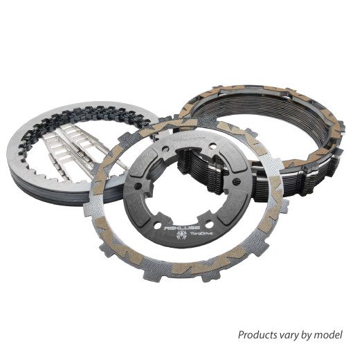 REKLUSE RMS-285 TORQ-DRIVE CLUTCH PACK 17-21 HARLEY M8