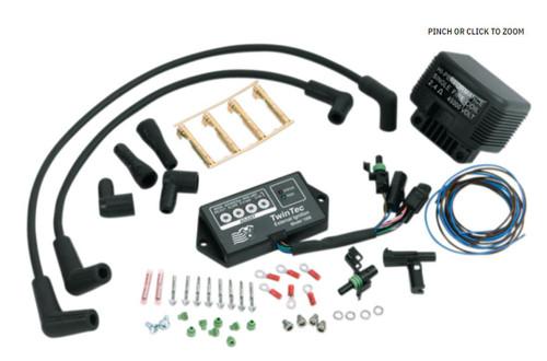 DATONA TWIN TEC 3007-EX EXTERNAL Ignition Kit for Models w/8-pin Deutsch Plug