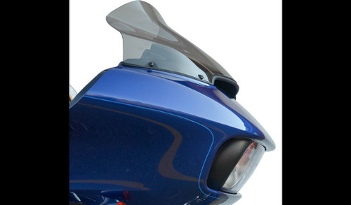 "KLOCK WERKS Flare Windshield TINTED 14"" ROAD GLIDE 15-21 KW05-01-0316"