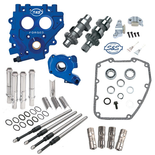 S&S 330-0540 CHAIN DRIVE CAM CAMCHEST KIT 509 509C 99-06 HARLEY BIG TWIN