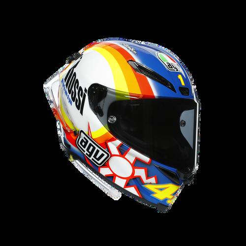 AGV Pista GP RR Carbon WINTER TEST 2005 Helmet Helmet ALL SIZES 216031D9MY006