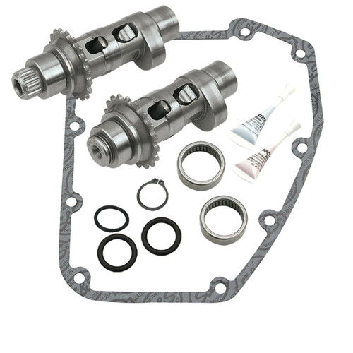 S&S 330-0299 MR103 Easy Start Chain Drive Camshaft Kit for 07-16 BIG TWINS