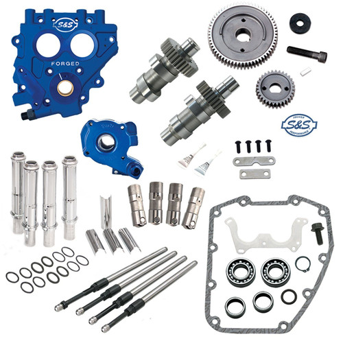 S&S 310-0812 Easy Start Gear Drive Cam Chest Kit 99-'06 Big Twin 551GE