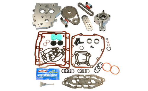 FEULING 7088 Hydraulic Cam Chain Tensioner Conversion Kit Twin Cam 01-06