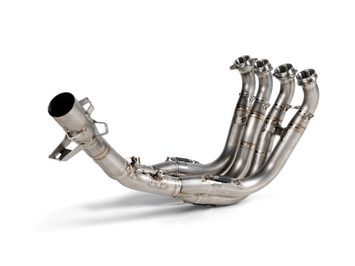 AKRAPOVIC E-B10R8 STAINLESS HEADER COLLECTOR BMW S1000XR 2020-2021