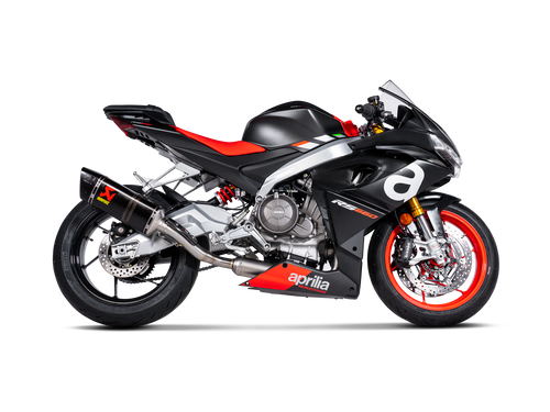 AKRAPOVIC S-A6R3-APLC CARBON RACING FULL EXHAUST RS660 RS TUONO 660 2021 21