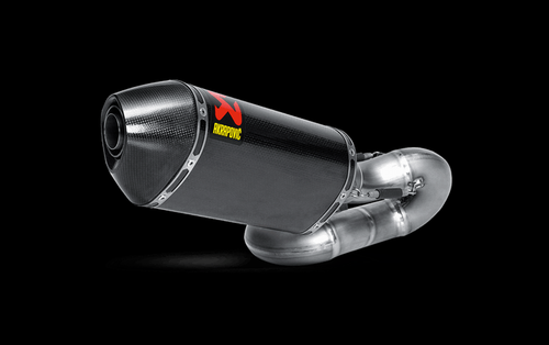 AKRAPOVIC S-H10SO6T-TC SLIP ON SO EXHAUST SYSTEM  CARBON FIBER CF HEX MUFFLER W CF END CAP STAINLESS SS LINK / MID PIPE HONDA CBR1000RR CBR1000 FIREBLADE CBR 1000 100RR  08 09 10 11 12 13 14 15 16 2008 2009 2010 2011 2012 2013 2014 2015 2016