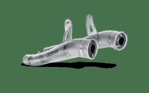 SM-K10SO2T   Akrapovic Megaphone Slip-On Exhaust Kawasaki Z1000 / Ninja 1000 2014-2017
