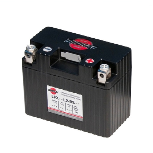 SHORAI LFX09L2-BS12 LITHIUM IRON BATTERY