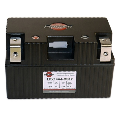SHORAI LFX14A4-BS12 LITHIUM IRON LFX BATTERY