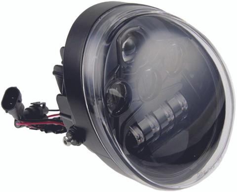 Pathfinder Led Headlight Hdvrodb Black Vrod 07 17