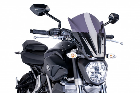 PUIG - 8164F - Naked New Generation Touring Windscreen