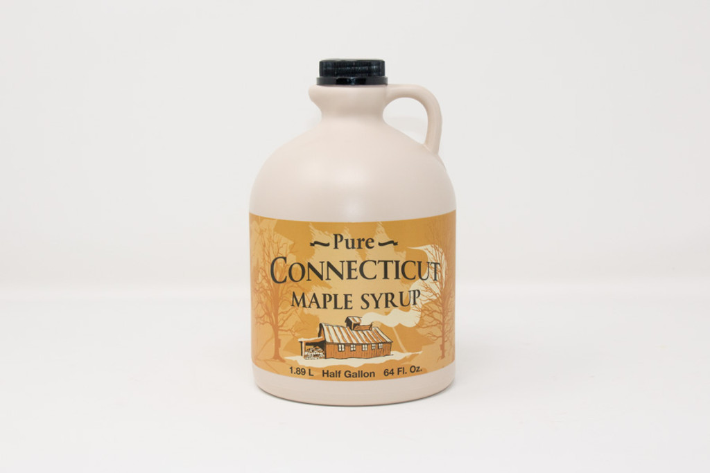 Pure Maple Syrup - 1/2 Gallon Size