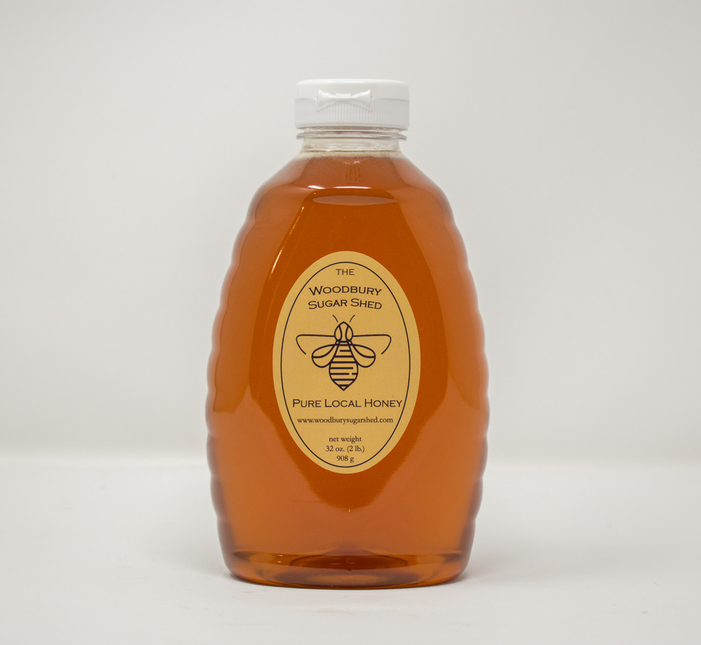 2 lb. Clover Honey