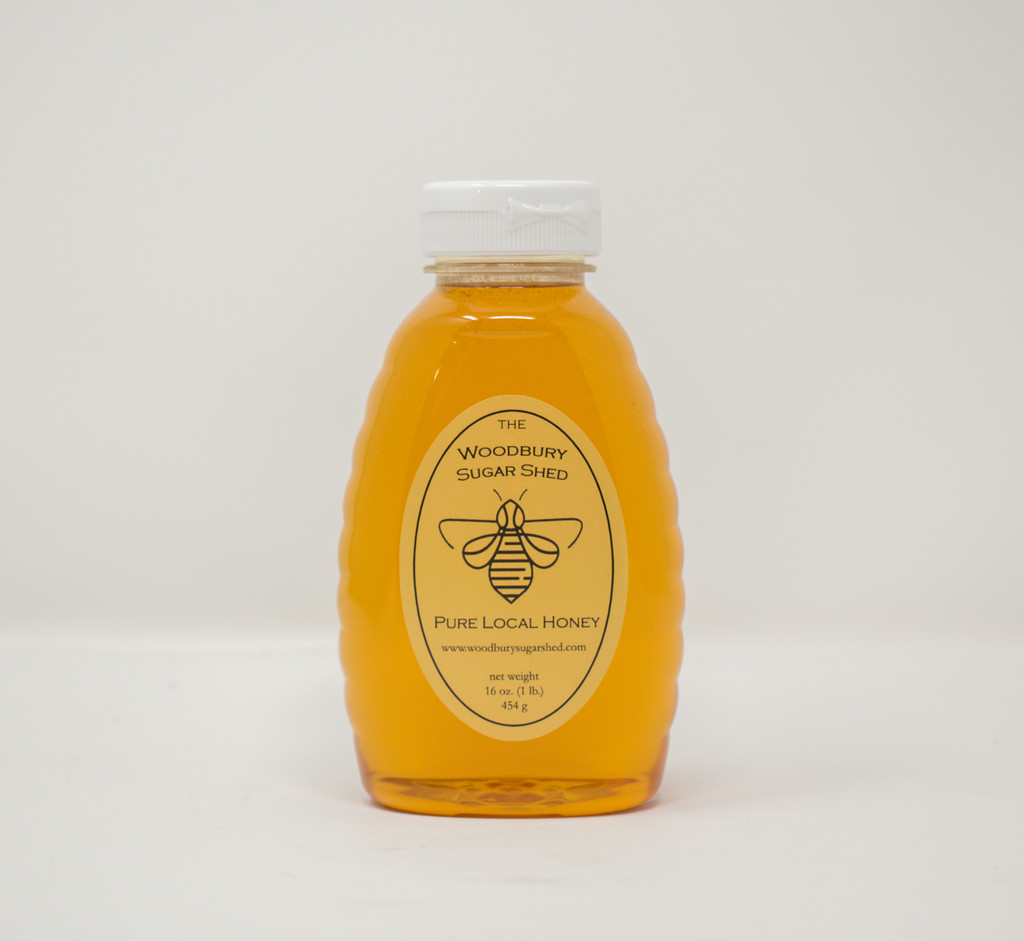 1 lb. Clover Honey